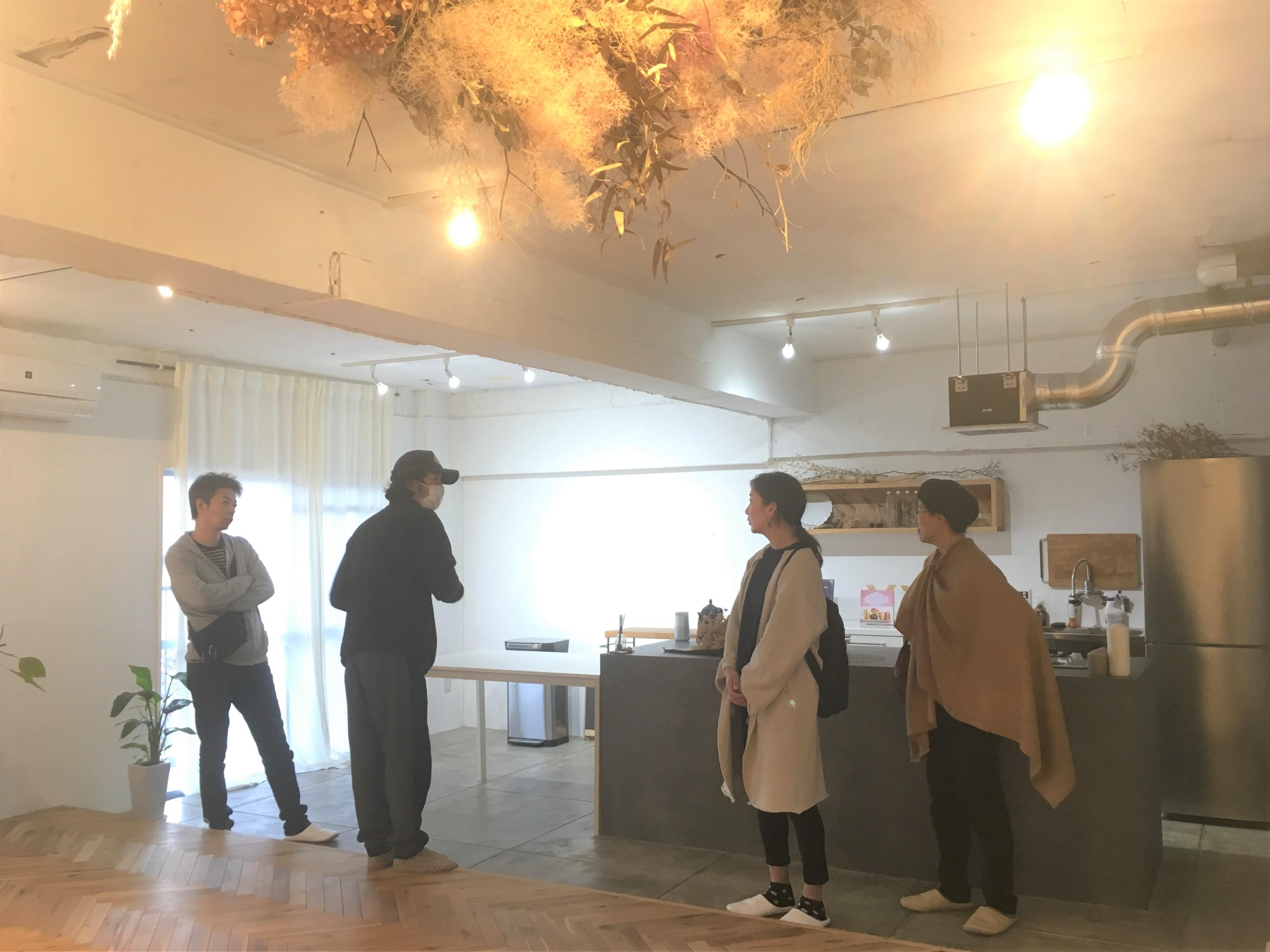 【報告REPORT】福岡市DIY工房&アトリエツアー